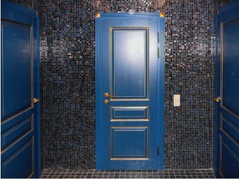Покрасить дверь мдф в домашних условиях