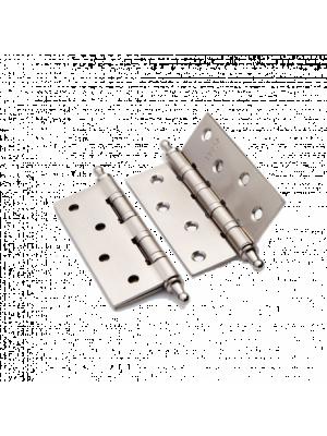 Петля 100- 4BB CH универсальная, с колпачком