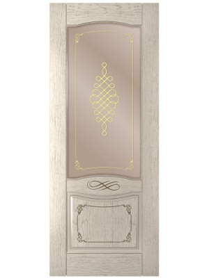 Дверь Дубрава-1 ДО