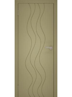 Дверь ПГ-12 цветное