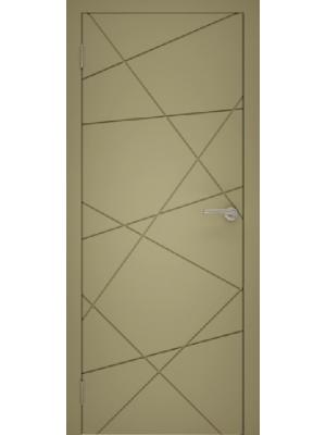 Дверь ПГ-13 цветное