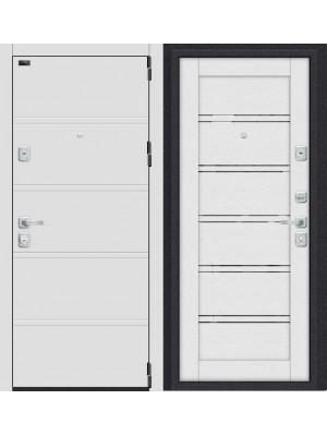 Дверь Porta M 8.Л28 White Stark/Virgin